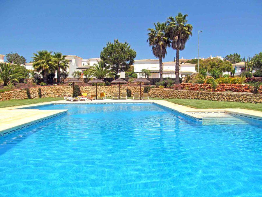 Algrave Luxury Flat - Apartement - großzügige Ferienwohnung - Die Anlage
